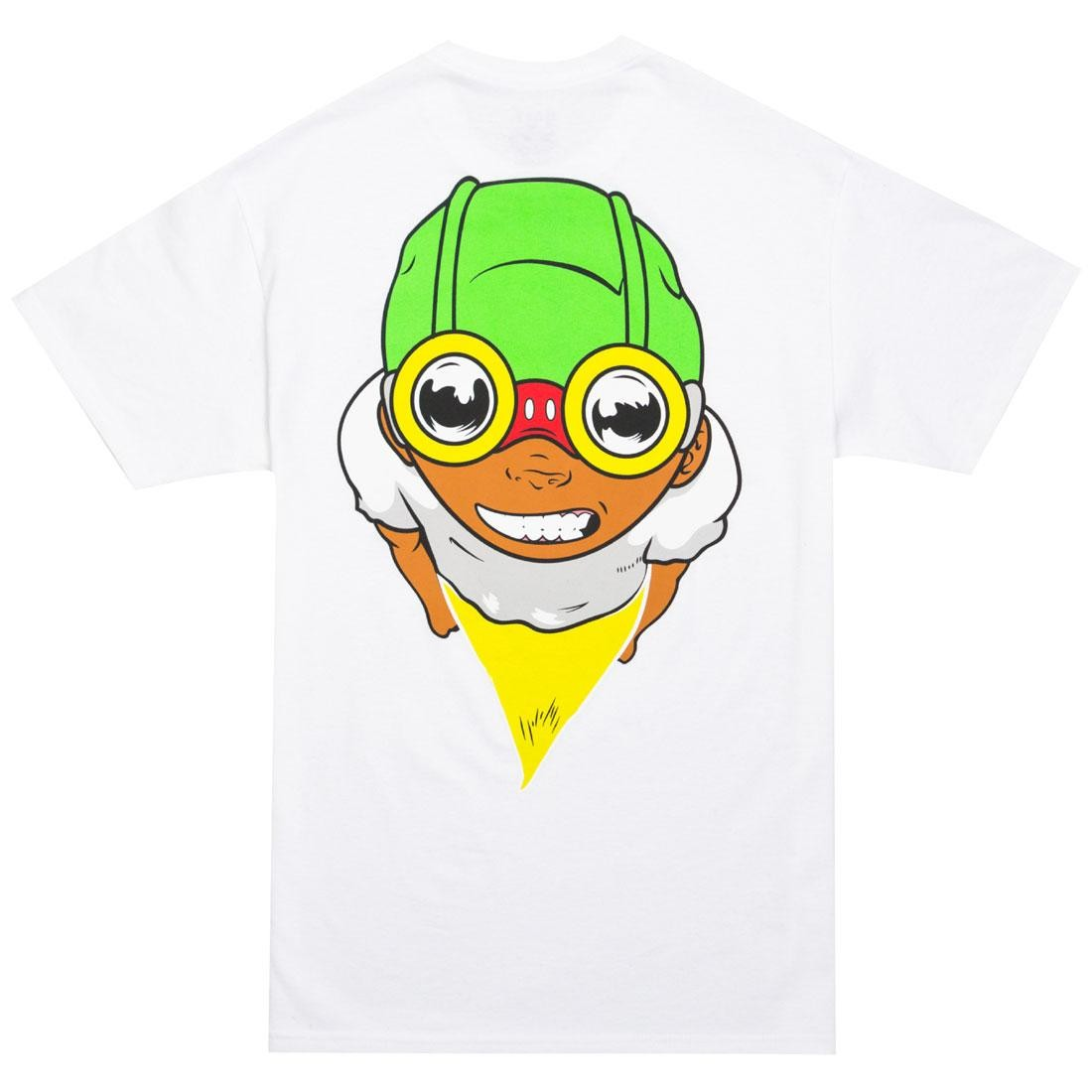 BAIT x Hebru Brantley Men Fly Boy Tee (white)