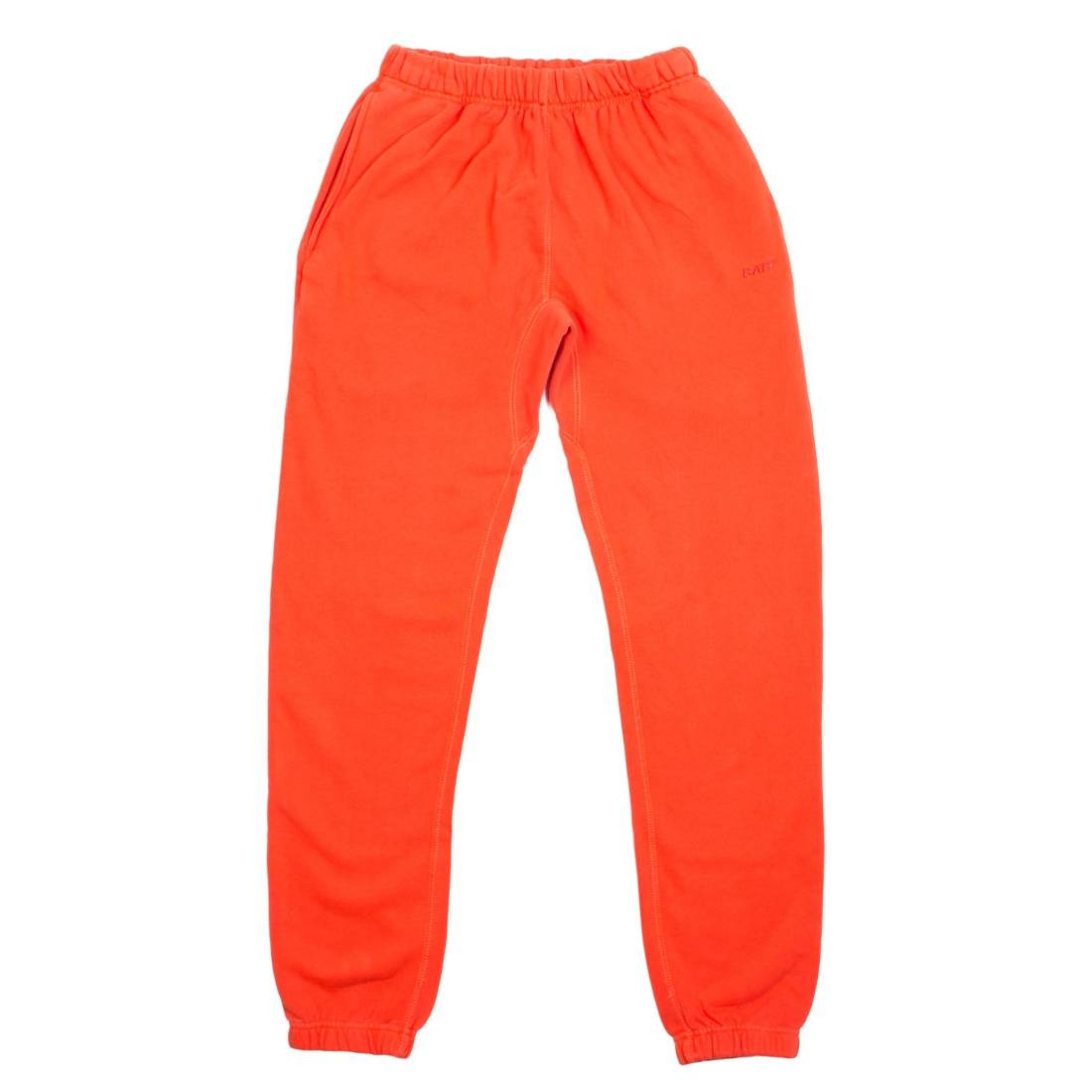 BAIT Men Premium Core Sweatpants (orange)