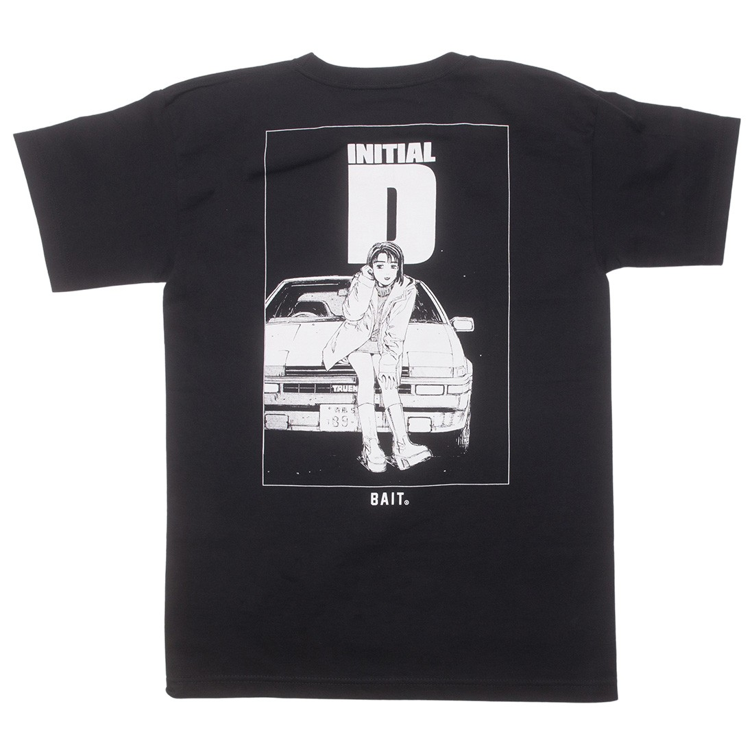 BAIT x Initial D Men AE86 Tee (black)