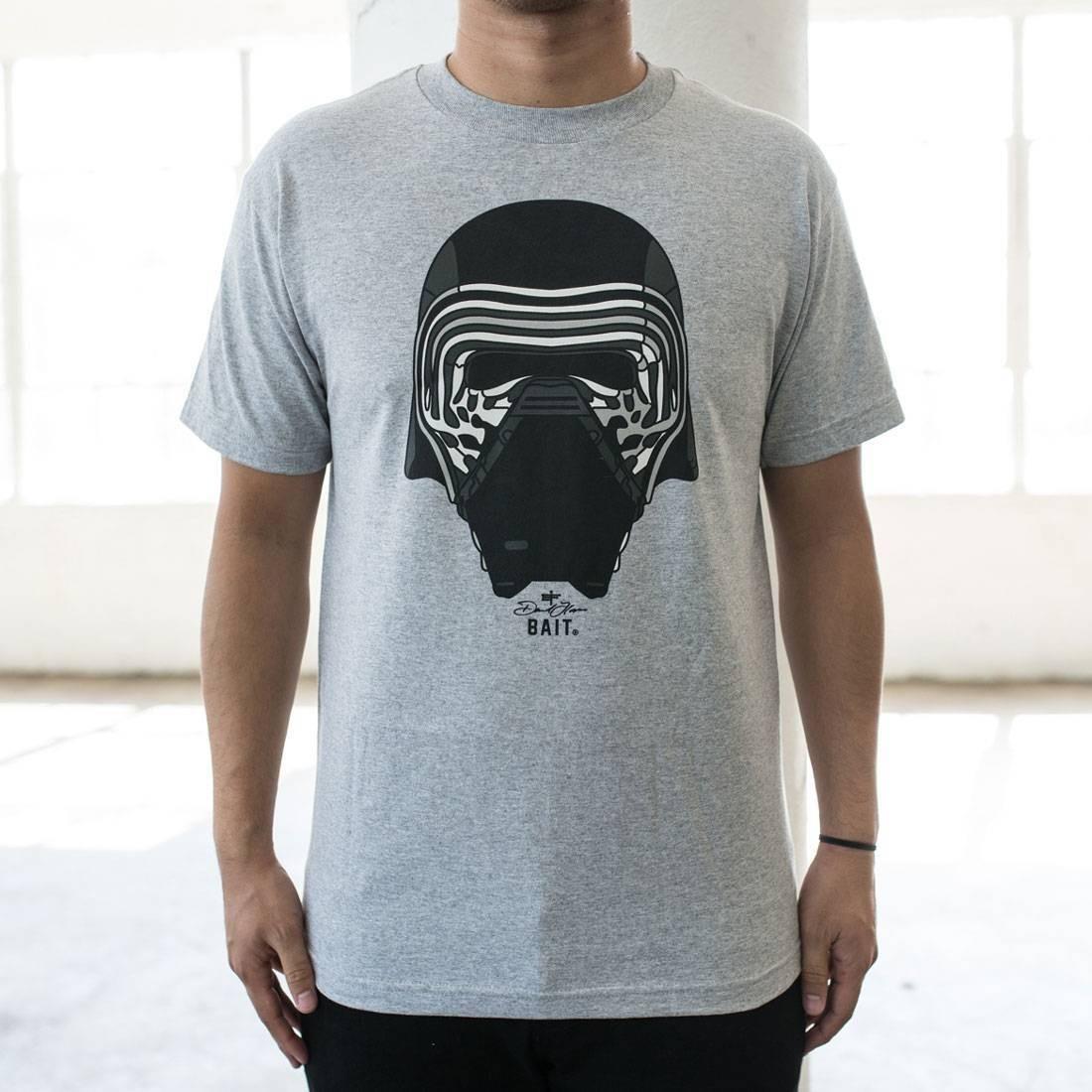 BAIT x David Flores Kylo Ren Tee (gray / heather)
