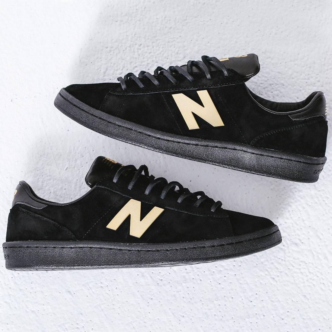 new balance black size 5