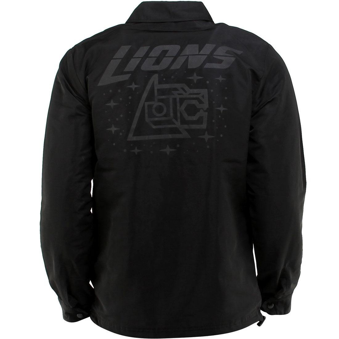 BAIT x Voltron Lions 3M Coach Jacket (black / black) - BAIT SDCC Exclusive