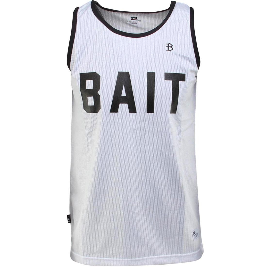 BAIT Logo Fitted Jersey (white)