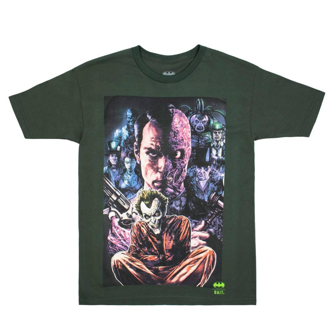BAIT x Joker Men Villains Tee (green)