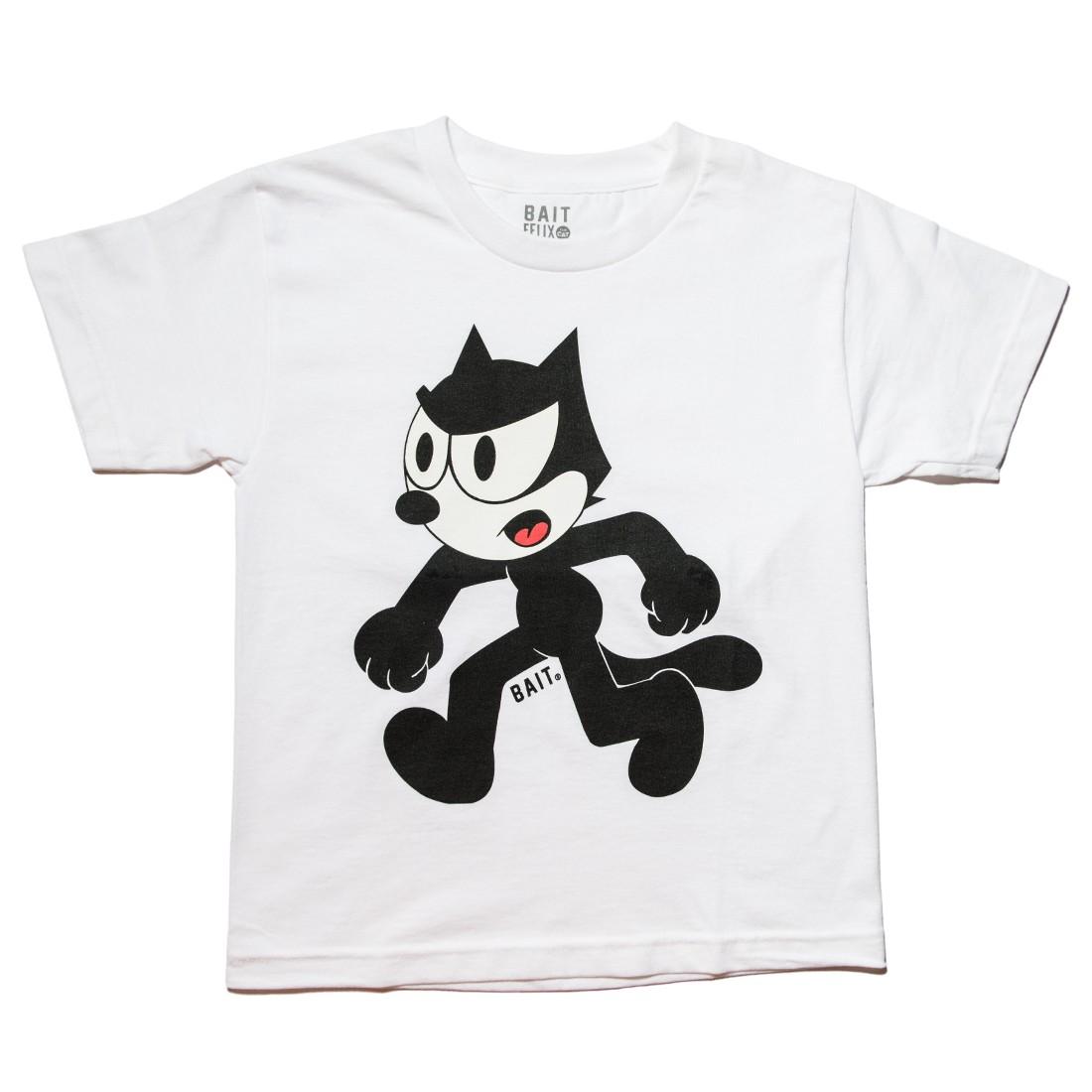 BAIT x DreamWorks Big Felix Youth Tee (white)