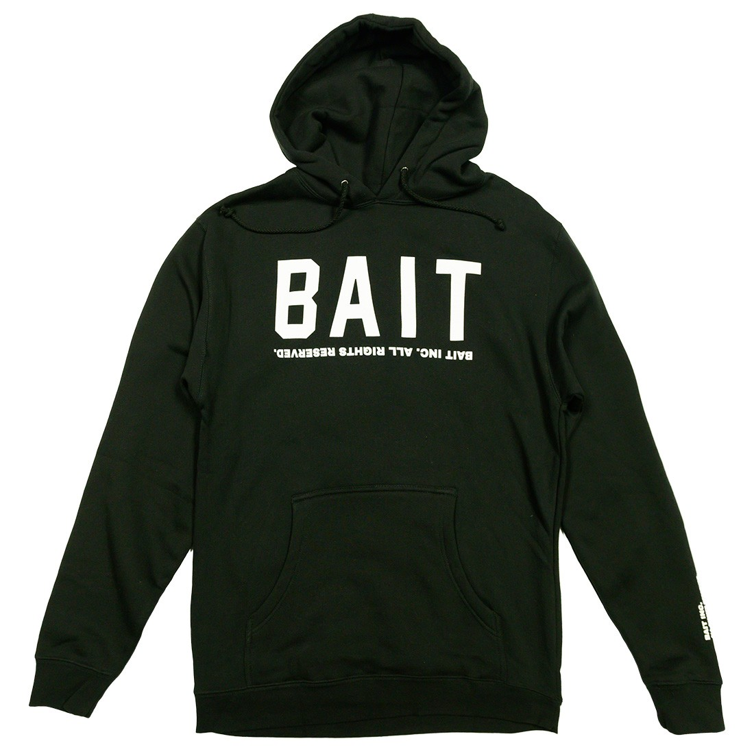 BAIT Men BAIT Logotype Hoody (black)