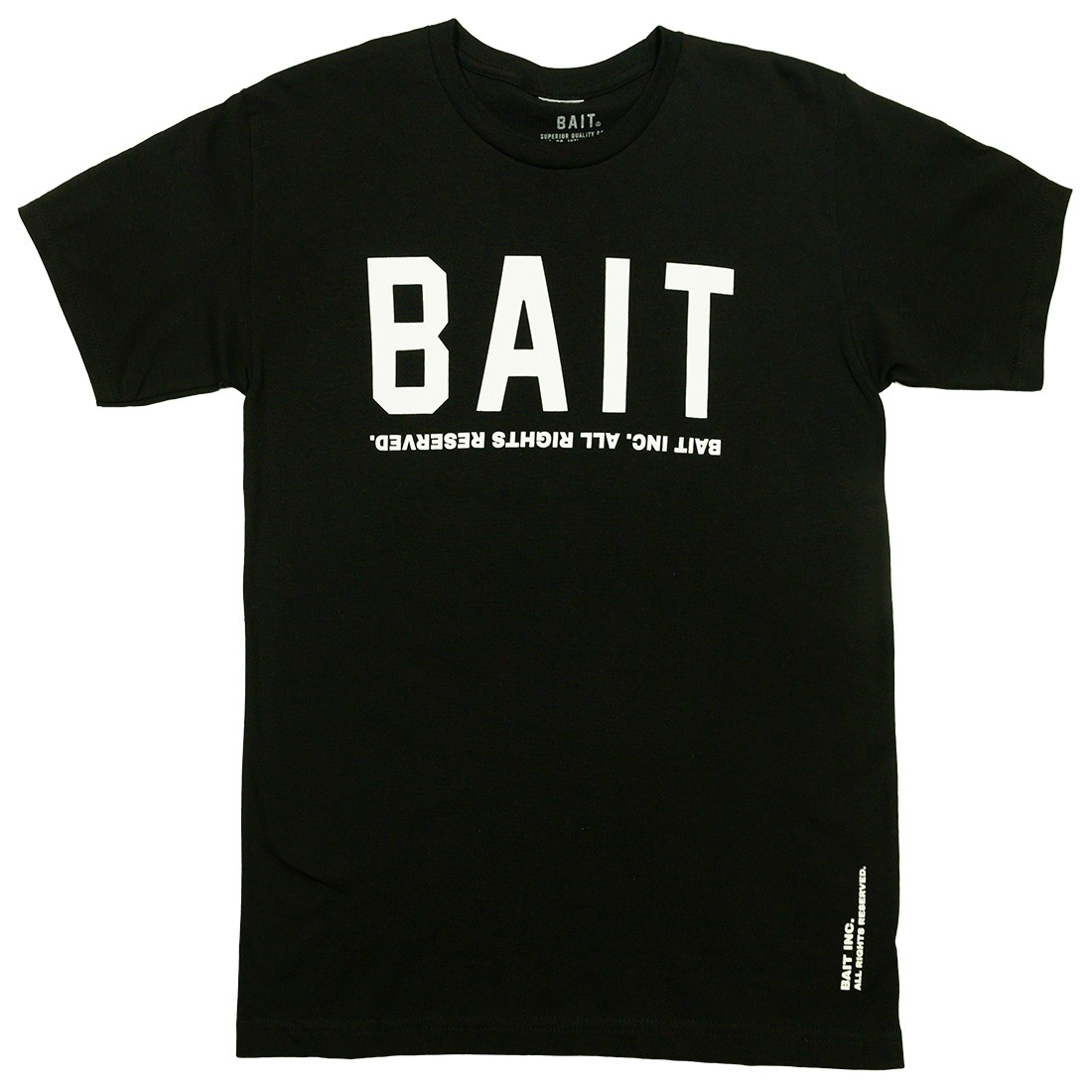 BAIT Men BAIT Logotype Tee (black)