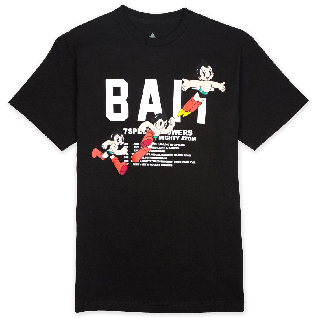 BAIT x Astro Boy Men BAIT Logo Tee (black)