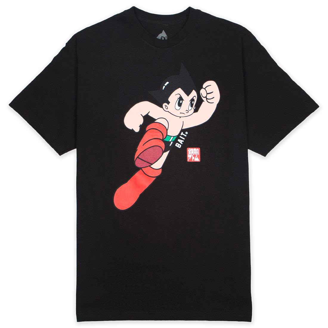 BAIT x Astro Boy Men Launch Tee (black)