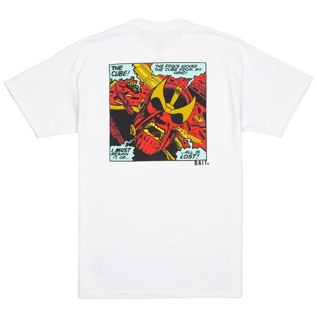 BAIT x Marvel Comics Men Thanos Comic Strip Tee (white)