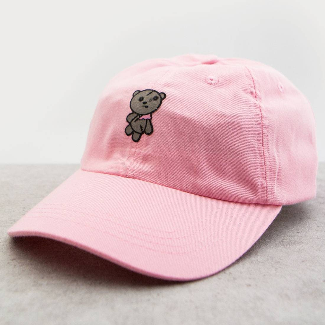 BAIT x Minion Monsters ZombieTim Dad Cap (light pink)