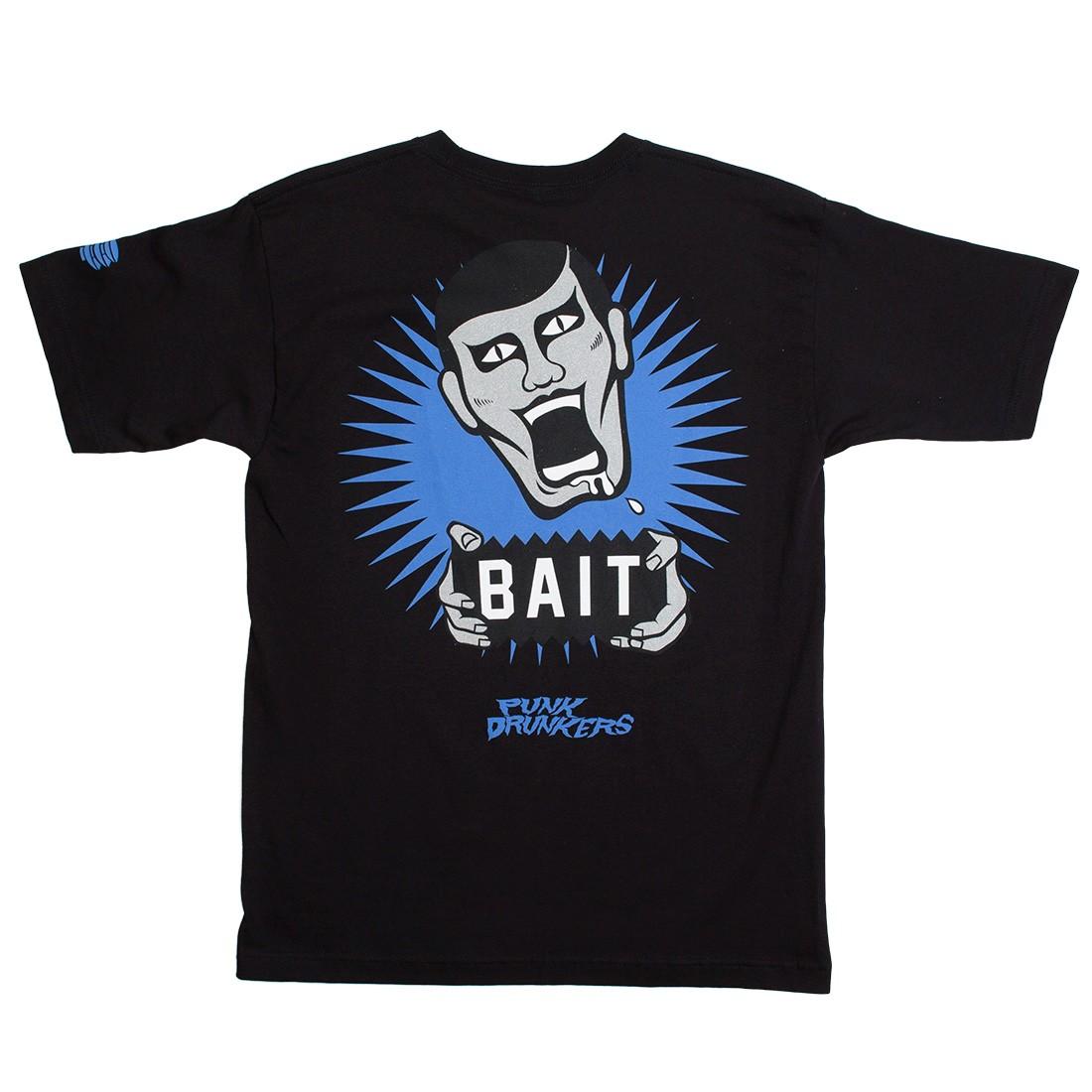 BAIT x Punk Drunkers Men BAIT Drunkers Tee (black)