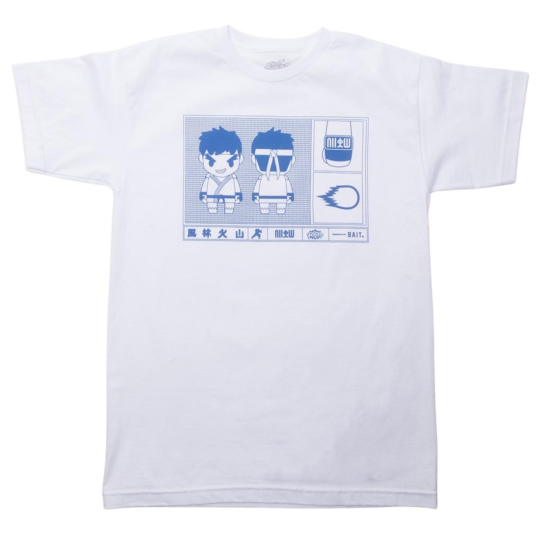 BAIT x Street Fighter Ryu Men Kokies Design Tee (white)