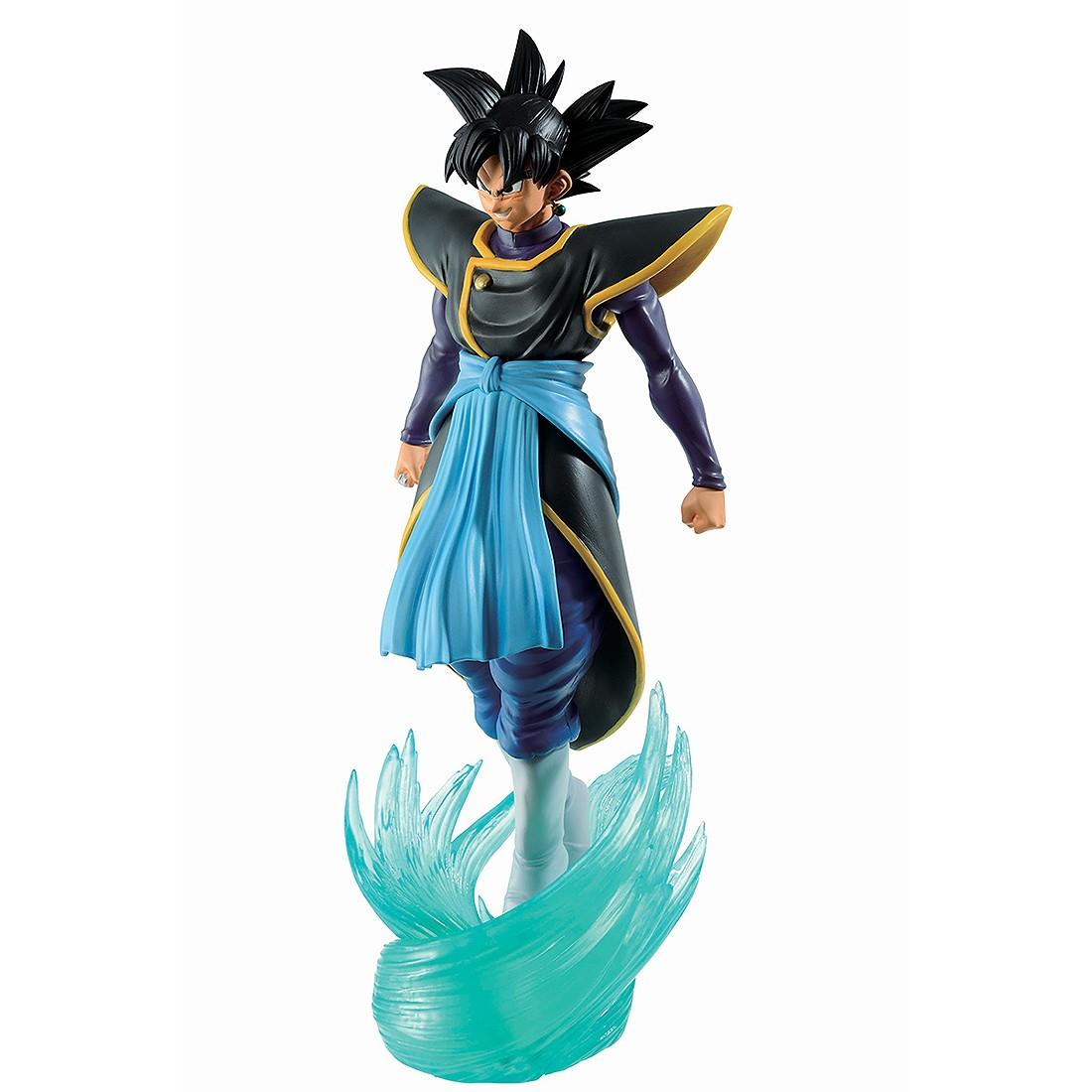 Bandai Ichibansho Dragon Ball Super Zamasu Goku Figure (black)