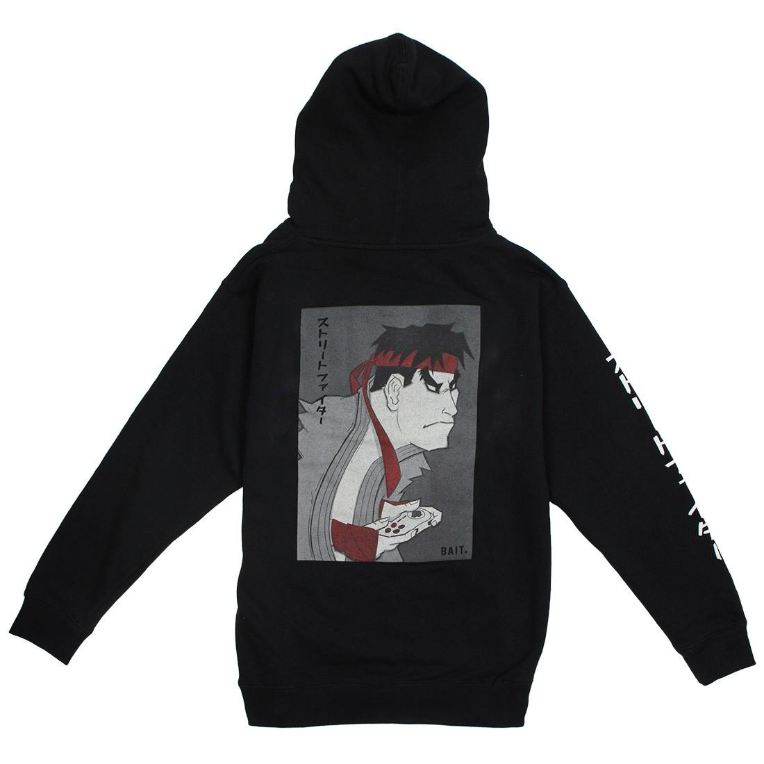 BAIT x Street Fighter x Kidokyo Men Ryu Hoody (black)