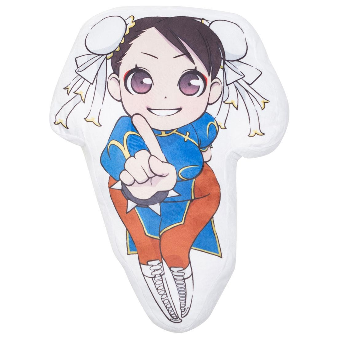 BAIT x Street Fighter Chun Li Pillow (blue)