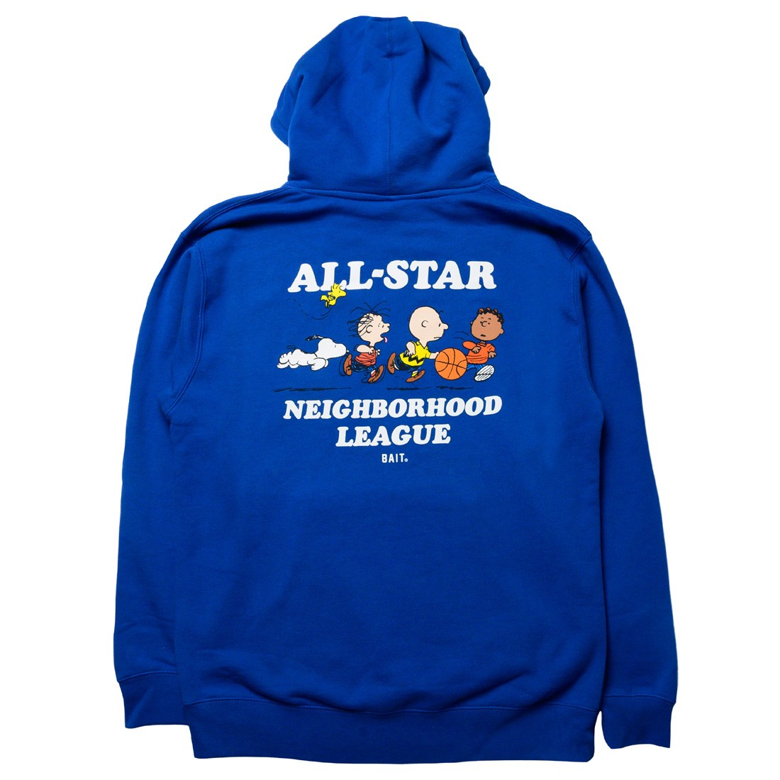 BAIT x Snoopy Men Neighborhood League Hoody (blue / royal)