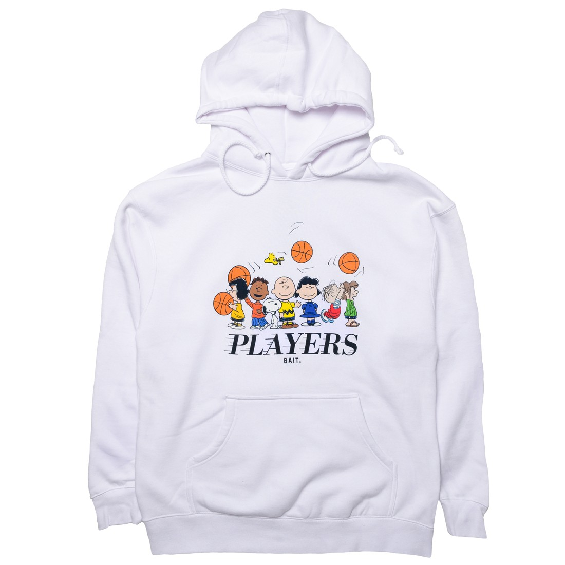 BAIT x Snoopy Men Players Hoody (white)