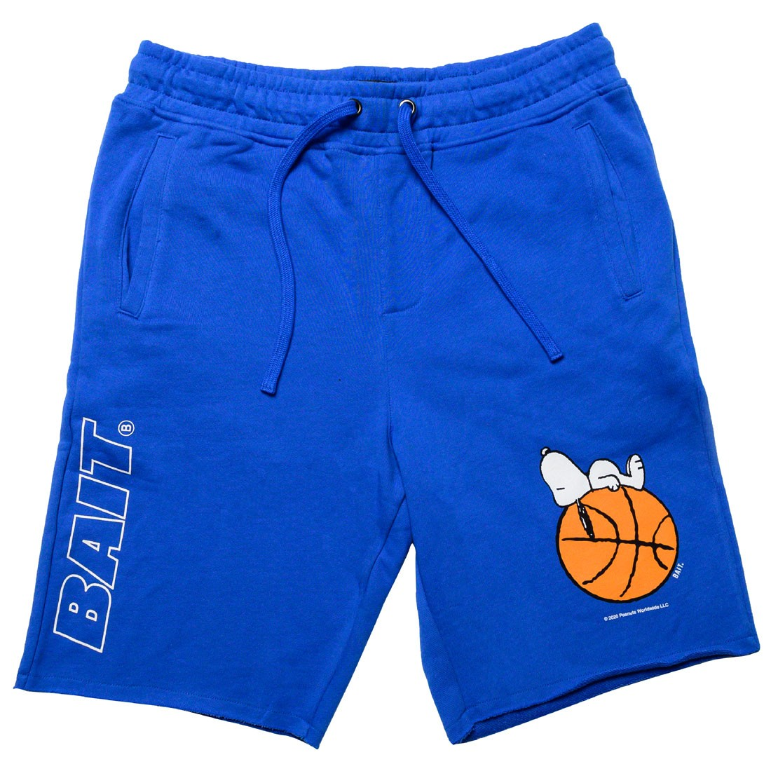 BAIT x Snoopy Men Snoopy Sleeper Baller Shorts (blue)