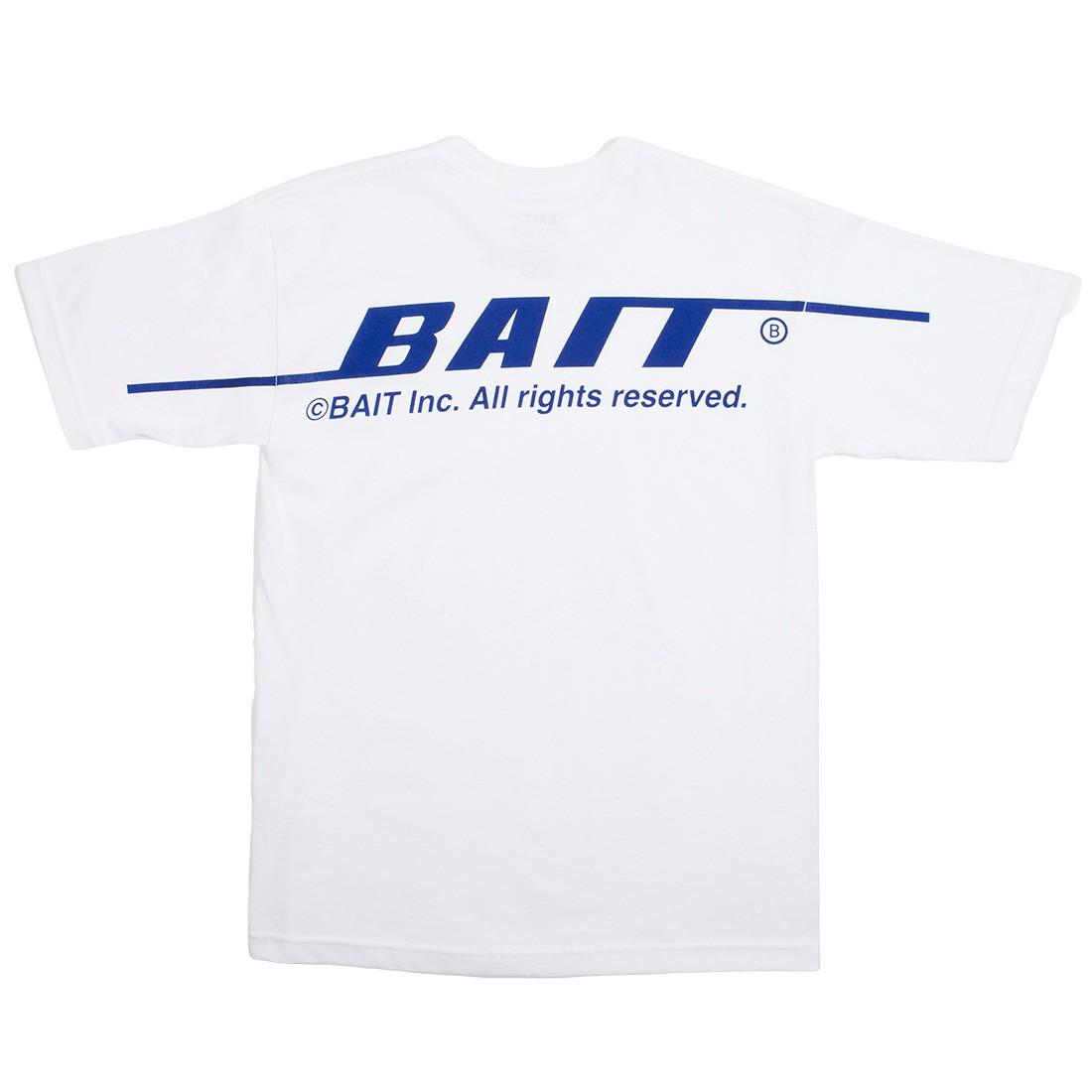 BAIT Men BAIT Sound Design Tee (white)