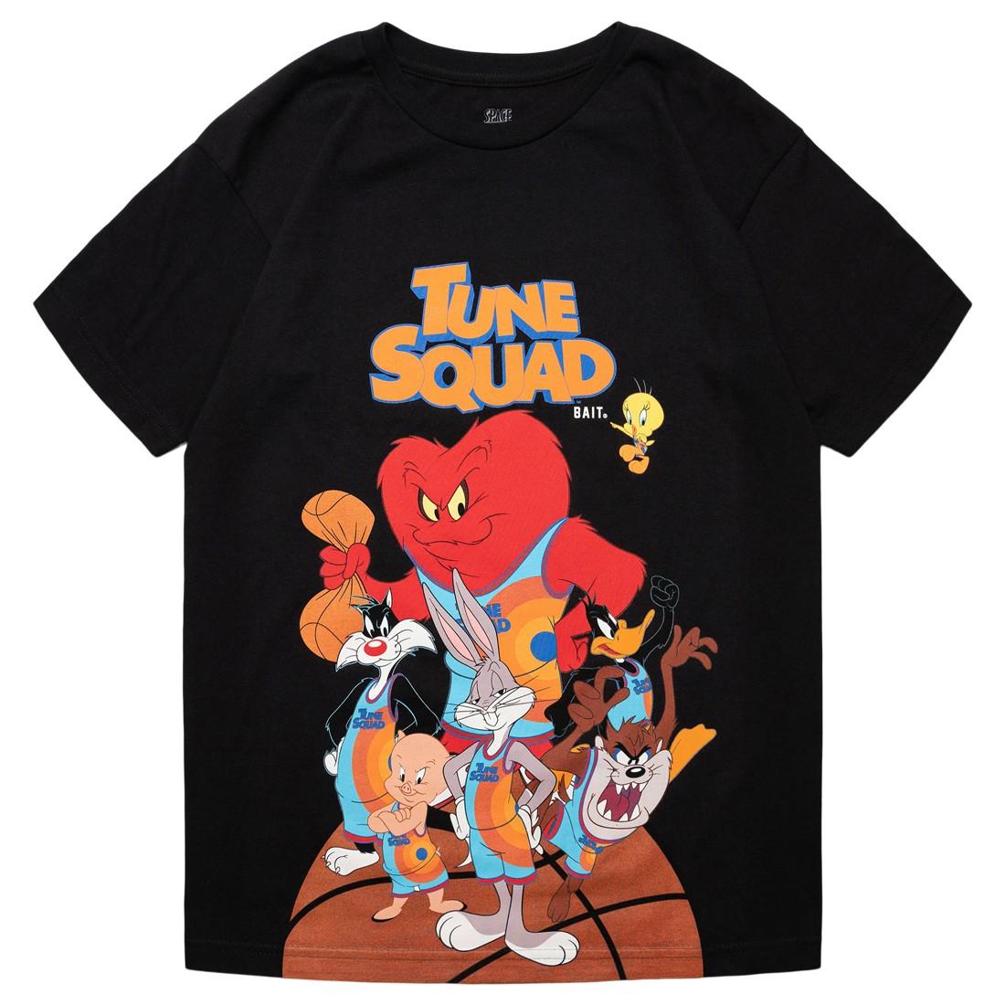 BAIT x Space Jam A New Legacy Men Tune Squad Tee (black)