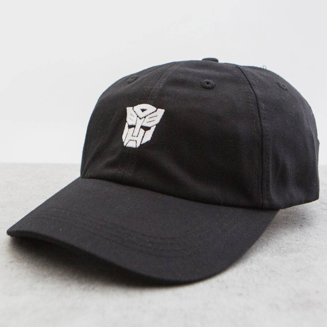 BAIT x Transformers Autobots Dad Cap (black)