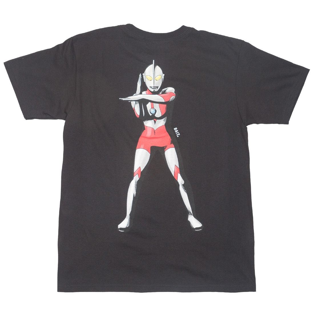 BAIT x Ultraman Men Specium Ray Tee (black)