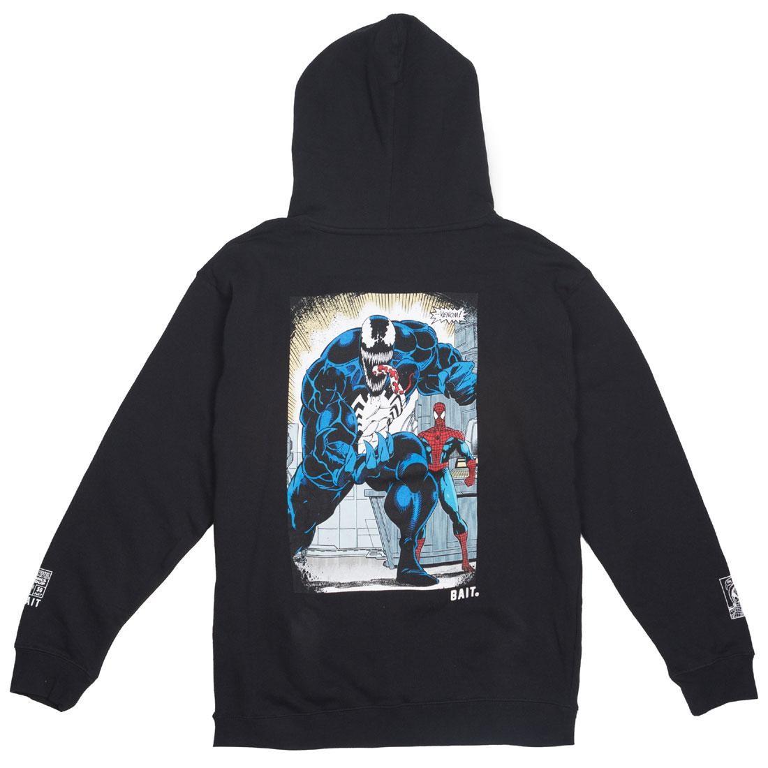 BAIT x Marvel Men Venom Stance Hoody black