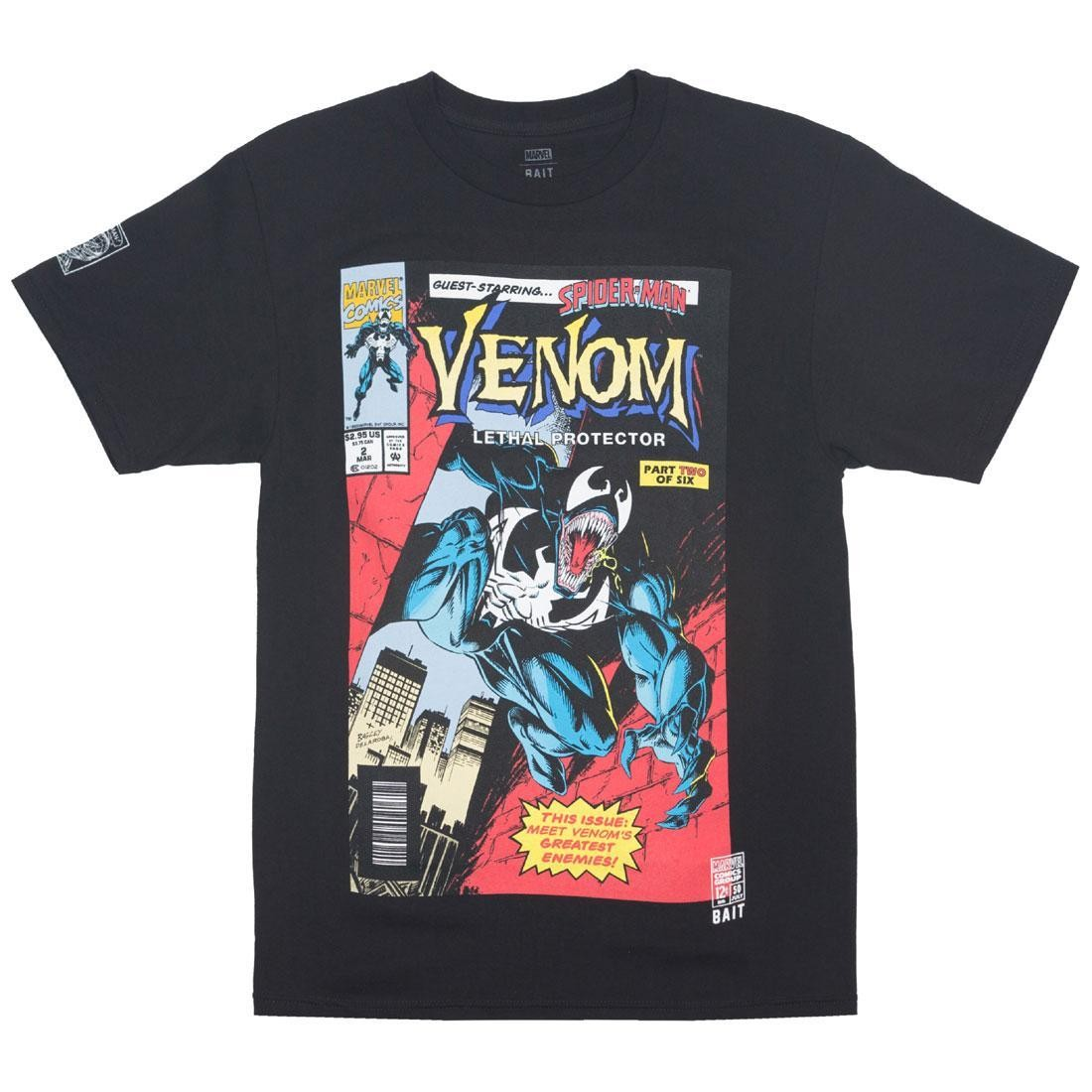 BAIT x Marvel Men Venom Lethal Protector #2 Tee (black)