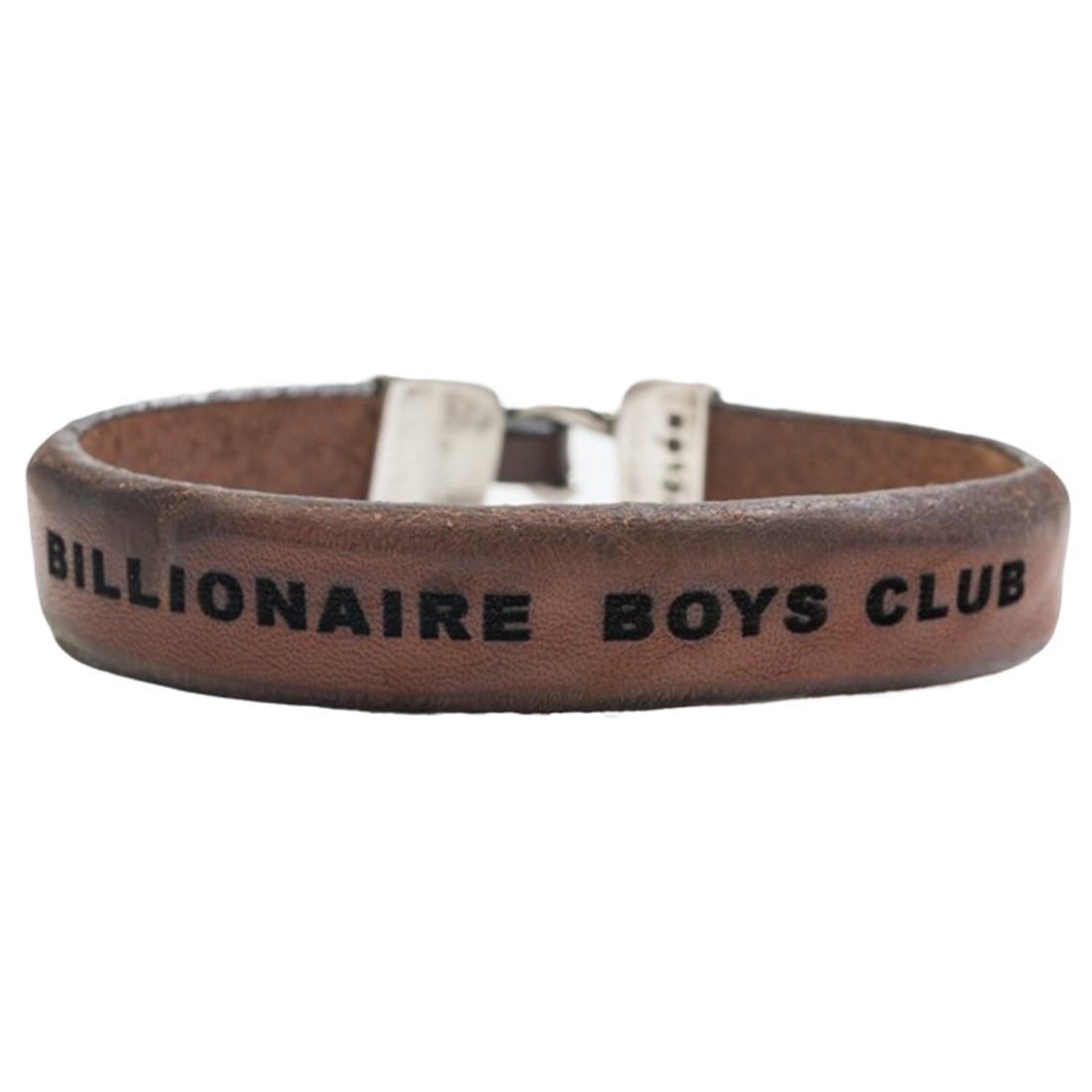 Billionaire Boys Club Synergy Bracelet (brown)