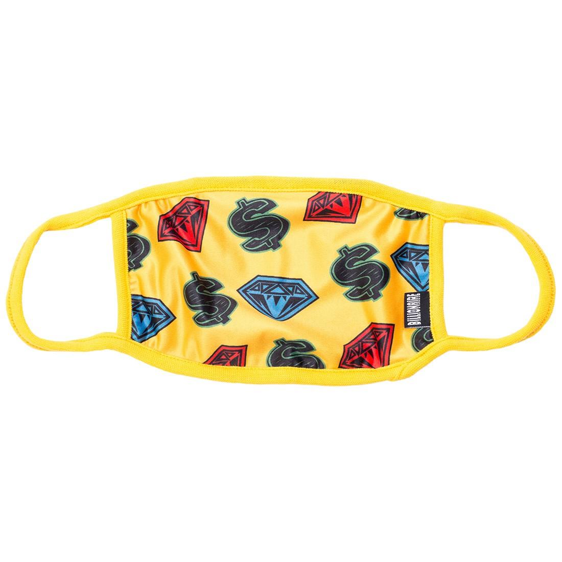 Billionaire Boys Club Iconography Mask (yellow)
