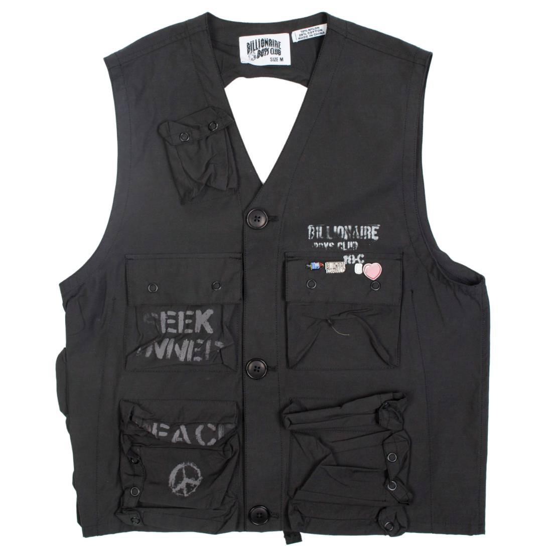Billionaire Boys Club Men C1 Vest (black)