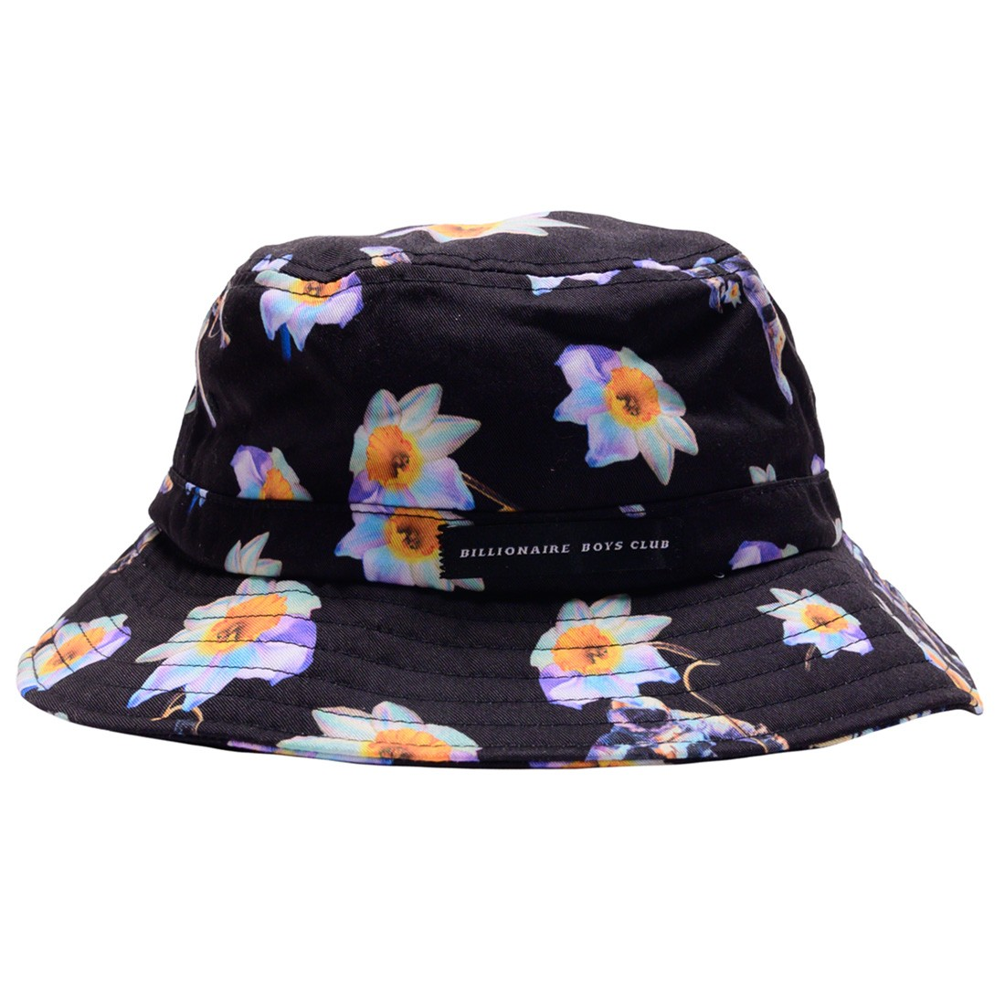 Billionaire Boys Club Space Petal Bucket Caps (black)