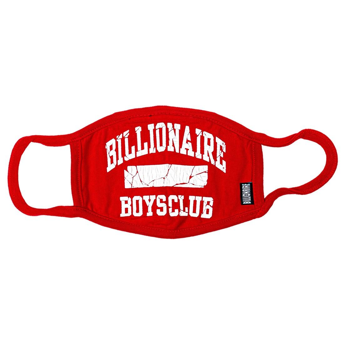 Billionaire Boys Club Uni Mask (red)
