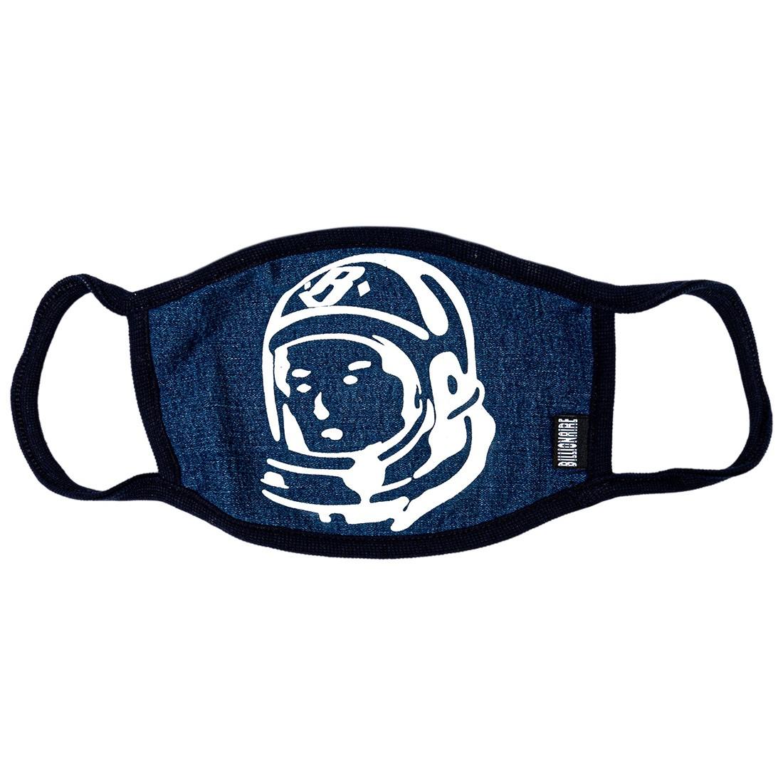 Billionaire Boys Club Denim Helmet Mask (blue / jean)