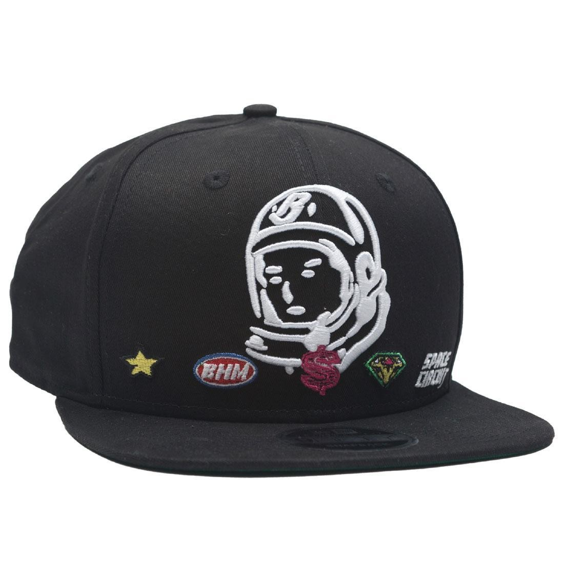Billionaire Boys Club Circuit Snapback Cap (black)