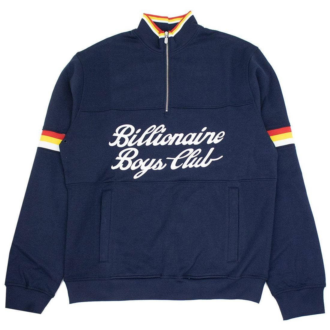 Billionaire Boys Club Men Time Sweater (navy)