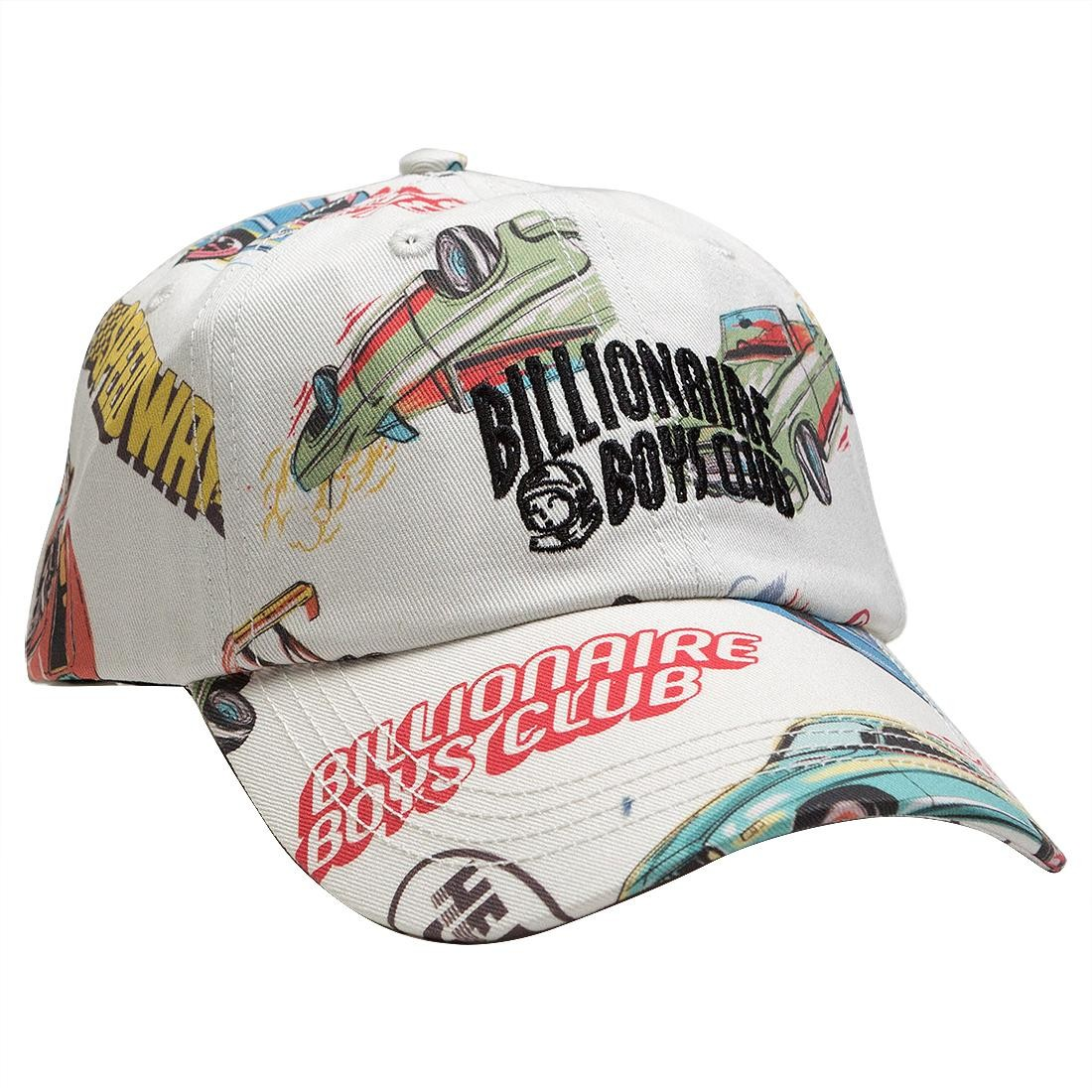 Billionaire Boys Club Driver Cap (white)