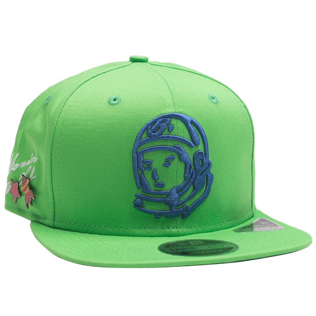 Billionaire Boys Club Snap Helmet Snapback Cap (green)