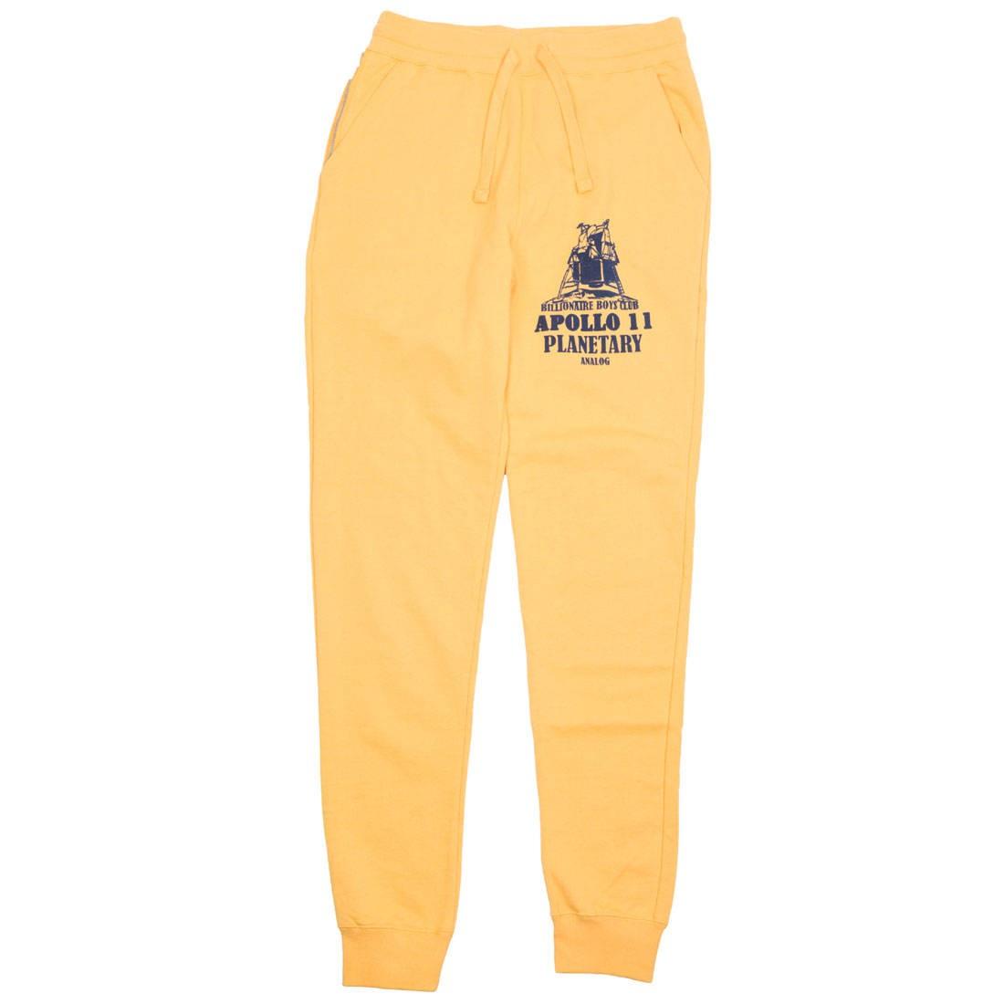 Billionaire Boys Club Men Club Sweatpants (yellow / beeswax)
