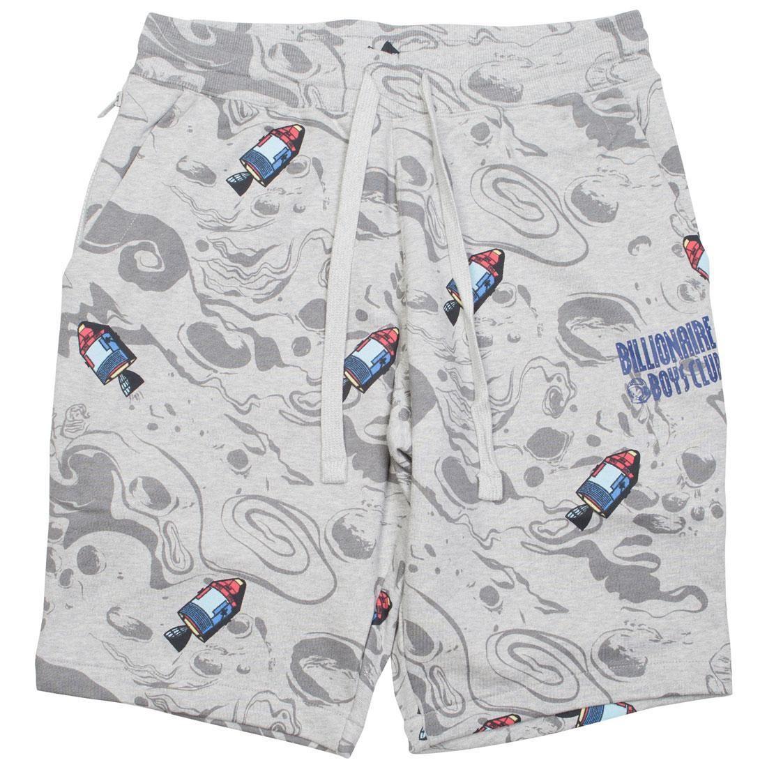 Billionaire Boys Club Men Regolith Shorts (gray / heather)