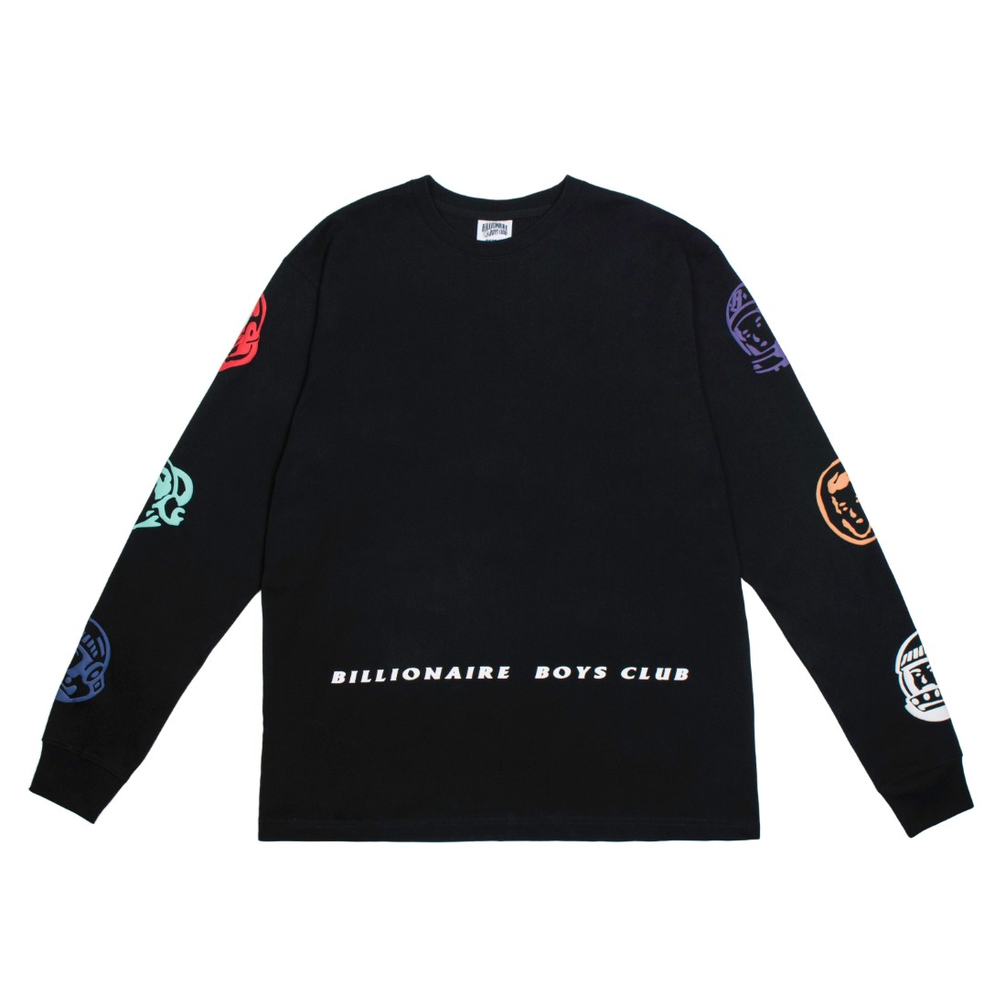 Billionaire Boys Club Men Universe Long Sleeve Tee (black)