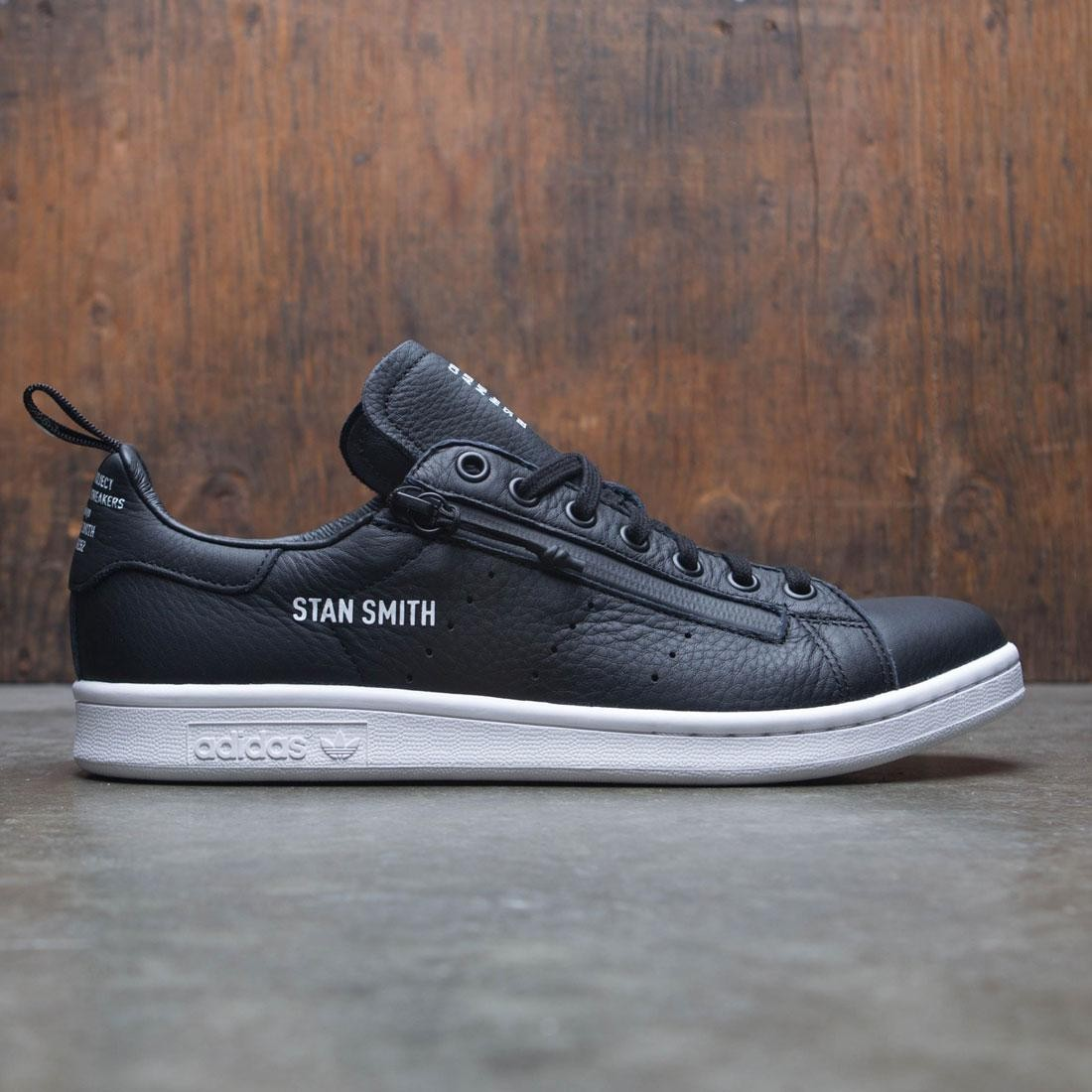 best service 699a8 b7a7b Adidas Consortium x Mita Men Stan Smith (black / core black / footwear  white)