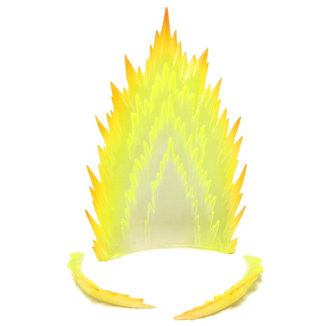 Bandai Tamashii Effect Energy Aura - Yellow version (yellow)