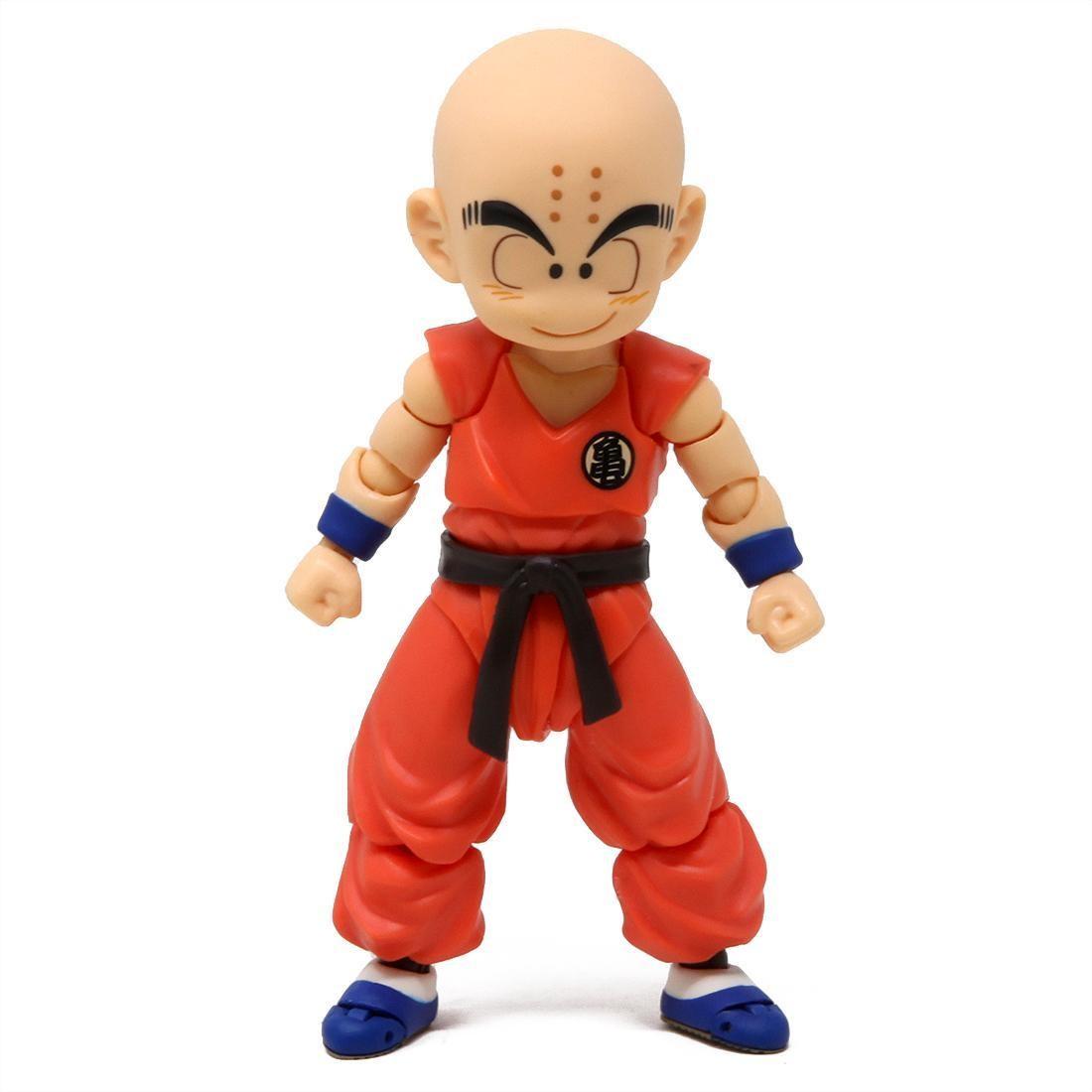 Bandai S.H.Figuarts Dragon Ball Krillin Childhood Figure (orange)