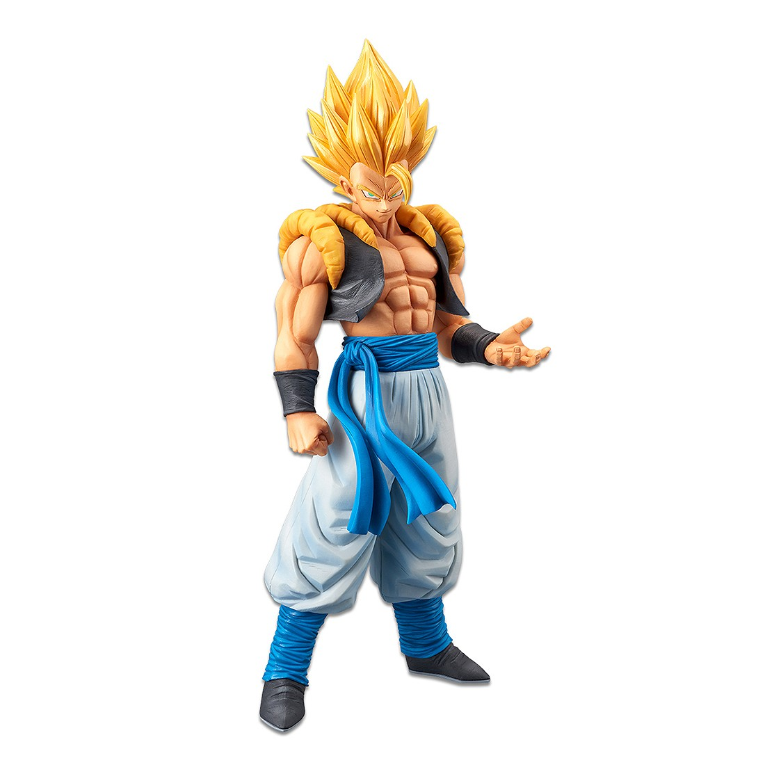 PREORDER - Banpresto Dragon Ball Super Grandista Nero Gogeta Figure (yellow)