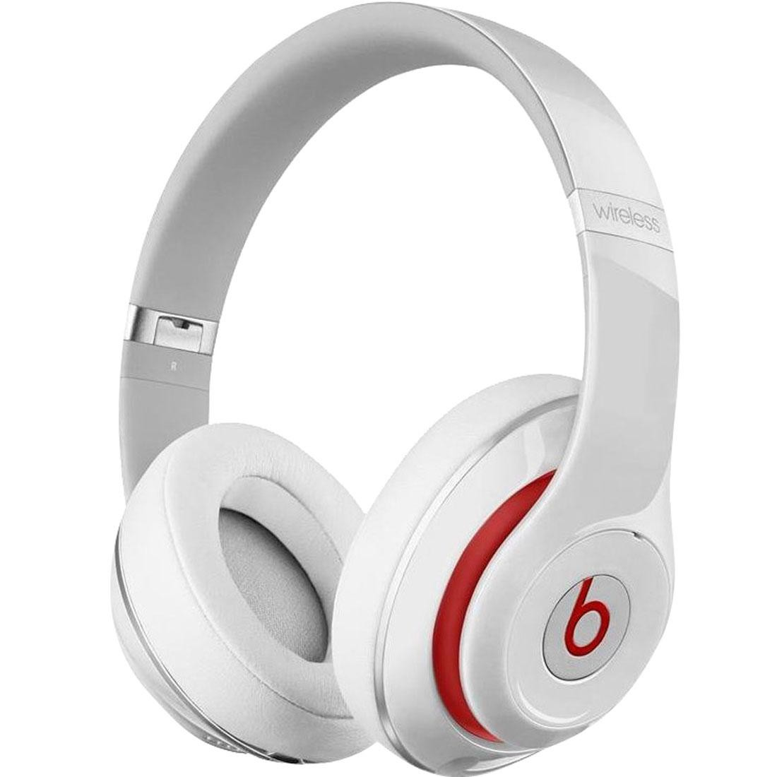 Beats By Dre Studio Wireless Over-Ear Headphones (white) dda7a25e2a7e