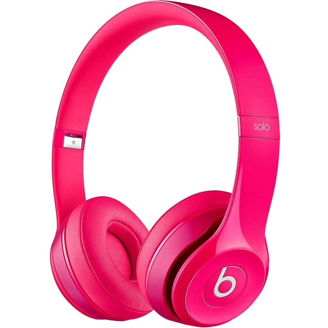 Beats By Dre Beats Solo 2 On-Ear Headphones (pink)