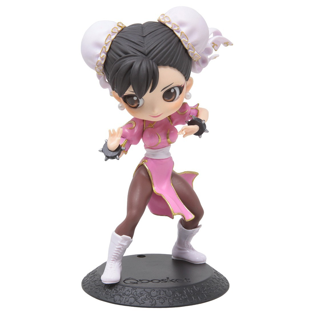 Banpresto Q Posket Street Fighter Series Chun Li Figure Ver B Blue