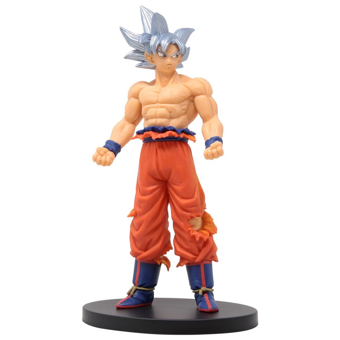 Banpresto Dragon Ball Super Creator x Creator Ultra Instinct Son Goku Figure (silver)